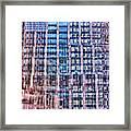 Moma Abstract Framed Print