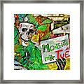 Monsanto Killed Me Framed Print