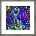 Moon Of Another Planet Framed Print