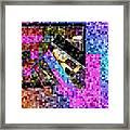 Mosaic #106 Framed Print