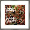 Mosaic 16 Framed Print