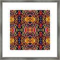 Mostique Tile Framed Print