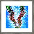 Moveonart Christmas 2009 Collection Victory Tree Framed Print