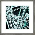 Moveonart Intentionally Abstract Movement Framed Print