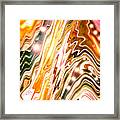 Moveonart Letting Go Three Framed Print