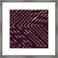 Moveonart Lite In Nite 1 Framed Print