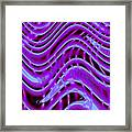 Moveonart The New New Wave 1 Framed Print