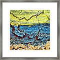 Multi-color Wall Framed Print by Ray Laskowitz - Printscapes