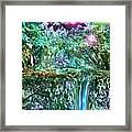 Mystic Waterfall Framed Print
