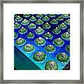 Nanoparticles, Lithium Metal, Afm Framed Print