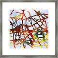 Neuron Framed Print by Mordecai Colodner