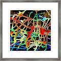 Neuron2 Framed Print
