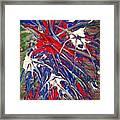 Neuronal Dendrites  Framed Print