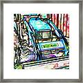New Holland Workmaster 75 Tractor  2 Framed Print