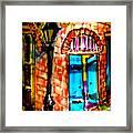 New Orleans French Quarter Framed Print