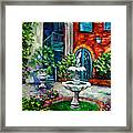 New Orleans Painting Brulatour Got A Penny Framed Print