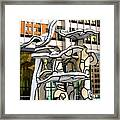 One Chase Manhattan Plaza 1 Framed Print