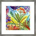Orchids And More Framed Print