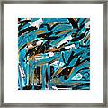 Organized Confusion Framed Print