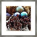 Ornaments 6 Framed Print