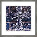 Ornate Cross 2 Framed Print