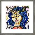 Our Lady Of Self Blessing Framed Print