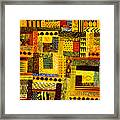 Out Of Africa Framed Print by JoeRay Kelley