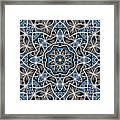 Papilloz - Kaleidoscope Framed Print