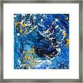 Passage A Travers La Galaxie 2 Framed Print