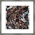 Passing Wave Framed Print