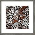 Passions - Tile Framed Print
