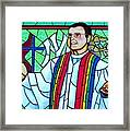 Pastor Charlie Framed Print