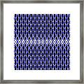 Pattern 185 Framed Print