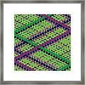 Pattern 54 Framed Print