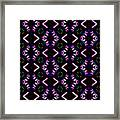 Pattern 58 Framed Print