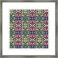 Pattern 8326 Framed Print