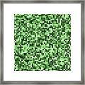 Pattern 93 Framed Print