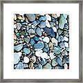 Pebbles 03 Framed Print