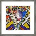 Perception Collection Framed Print