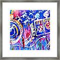 Petroglyphics One Framed Print