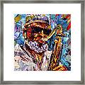 Pharoah Framed Print