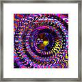 Philosophical Rainbow Framed Print