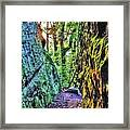 Pilot Rock Face Framed Print