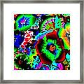 Pizzazz 15  Framed Print