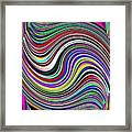 Pizzazz 29 Framed Print