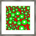 Pizzazz 5 Framed Print