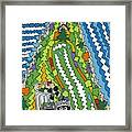 Point Arena Lighthouse Framed Print by Rojax Art
