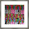 Poodles And Doggies And Fish Oh My Framed Print