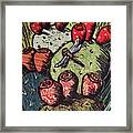 Prickly Pear Framed Print by Candy Mayer