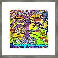 Primates Betraying Their Forest Framed Print